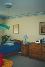 Boy's Bedroom